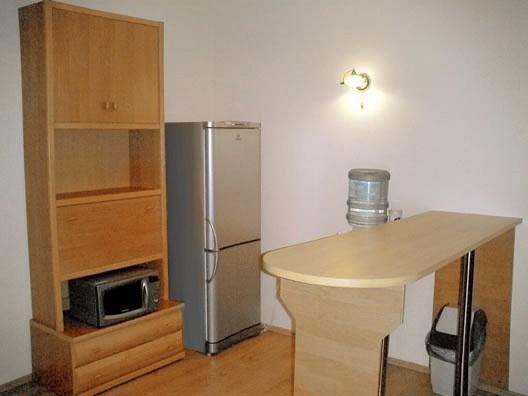 Кухня гостиницы Невский 106 в Петербурге