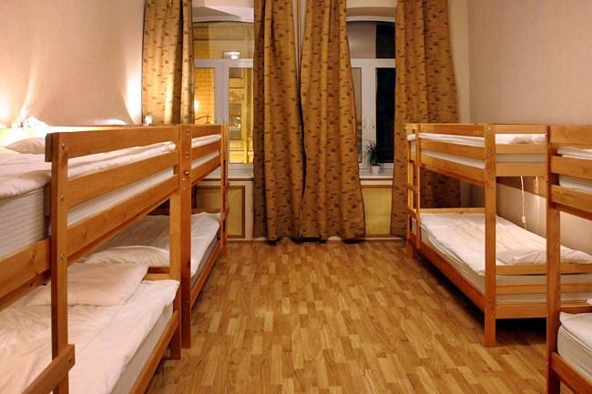 8-местный номер в хостеле Норд (Nord), Санкт-Петербург
