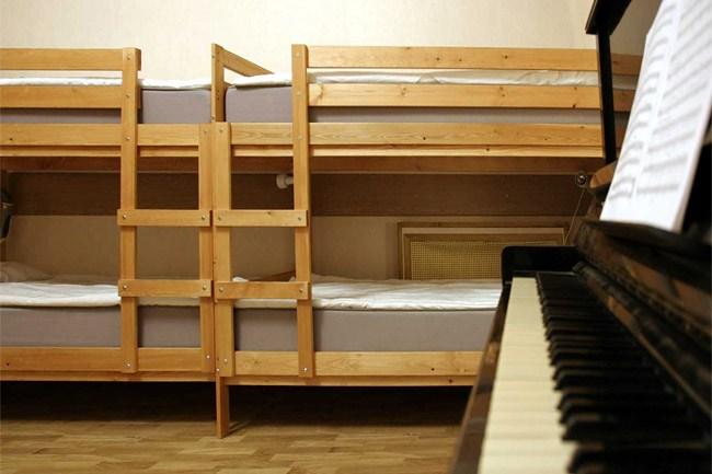 6-местный номер в хостел Норд в Санкт-Петербурге