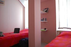 Двухместный номер в гостинице Пассажир, Санкт-Петербург