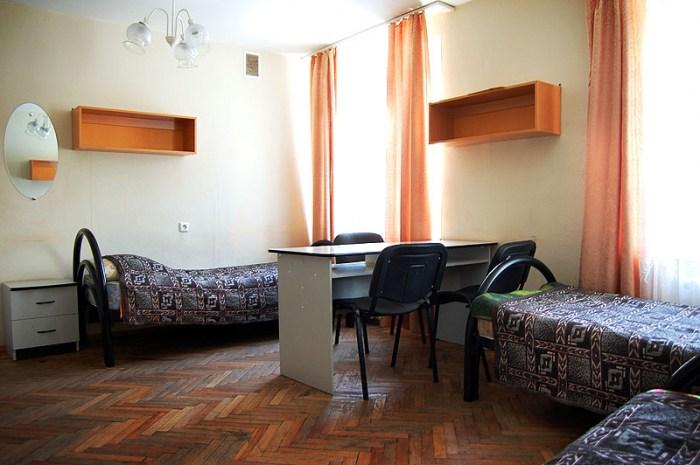 3-местный номер в Питер Хостеле, Санкт-Петербург