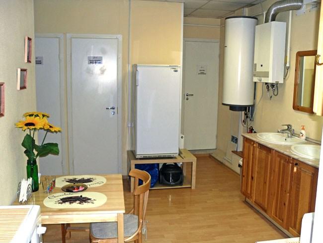 Кухня в гостинице Виктория, Санкт-Петербург