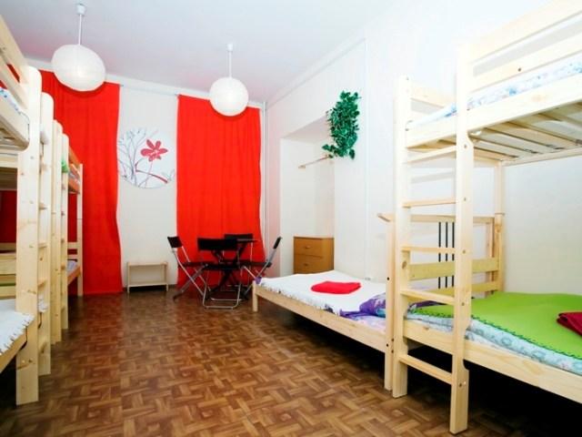 8-местный номер в гостинице Сабрина Эконом