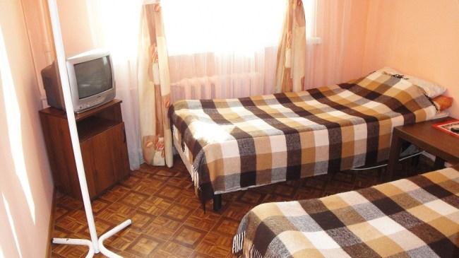 2-местный номер в хостеле Староневский, Санкт-Петербург