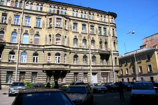 Недорогая гостиница Старый Петербург