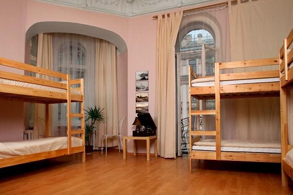 6-местный номер в гостинице Старый Петербург