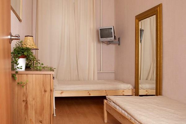 Двухместный номер в мини отеле Старый Петербург