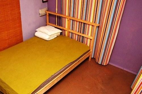 Двухместный номер в Хостел Тапки, Санкт-Петербург