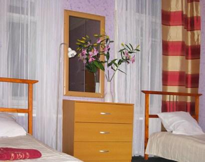 Двухместный номер в гостинице У Камина, Санкт-Петербург