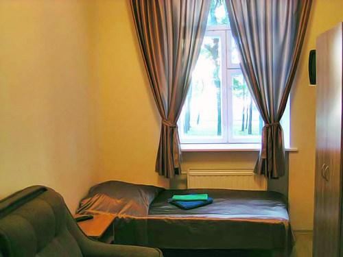 Одноместный номер в гостинце У Фонтана в Петербурге