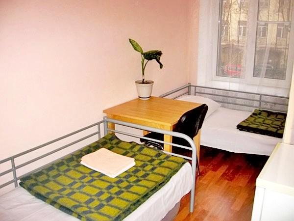 Двухместный номер в гостинице Zimmer Nice в Петербурге