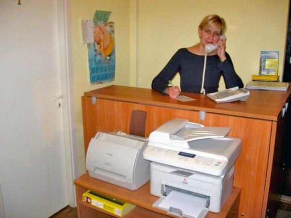 Стойка администратора в хостеле Циммер Смарт (Zimmer Smart)