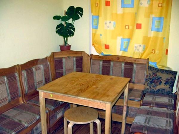 Кухня в хостеле Zimmer Smart, Санкт-Петербург