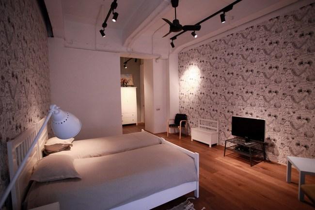 Location Hostel Лиговский 74, Дизайн-комната №1