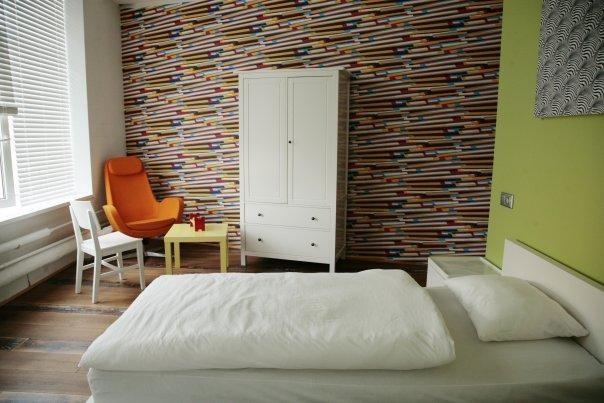 Location Hostel Лиговский 74, Дизайн-комната №3
