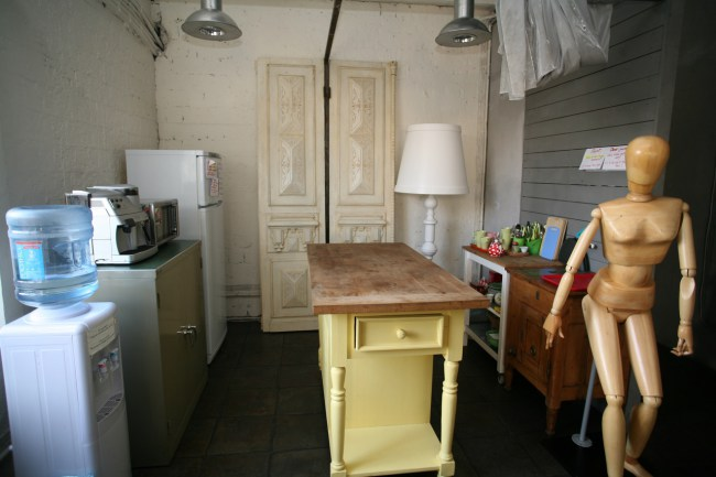 Location Hostel Лиговский 74, кухня