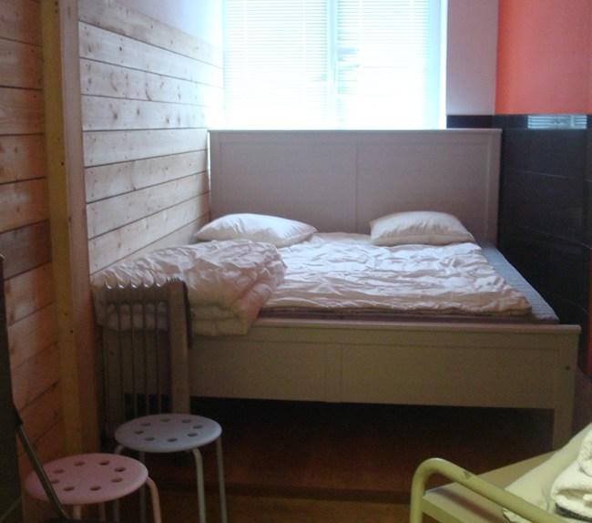 "Location Hostel Лиговский 74, 2-х местная комната ""Суфле"""