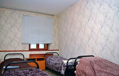 4-местный номер в хостеле Юлана в Орловском переулке, Санкт-Петербург