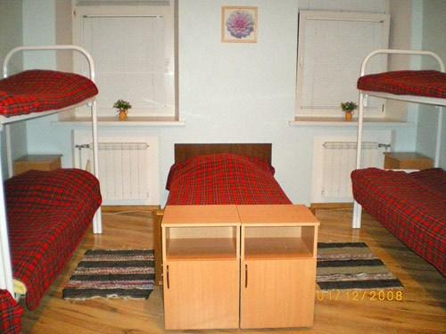 Пятиместный номер в хостеле Юлана, Санкт-Петербург