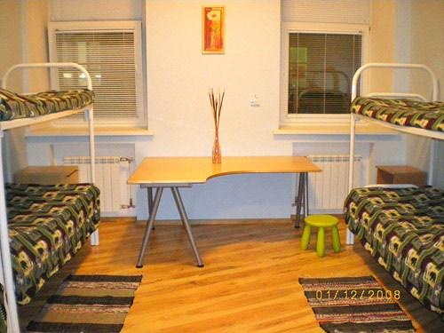 4-местный номер в хостеле Юлана, Санкт-Петербург