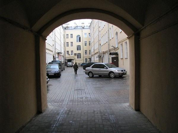 Фотография хостела. Атмосфера на Невском, 132 в Санкт-Петербурге