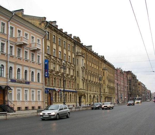 Фотография хостела. Атмосфера на Невском, 163 в Санкт-Петербурге