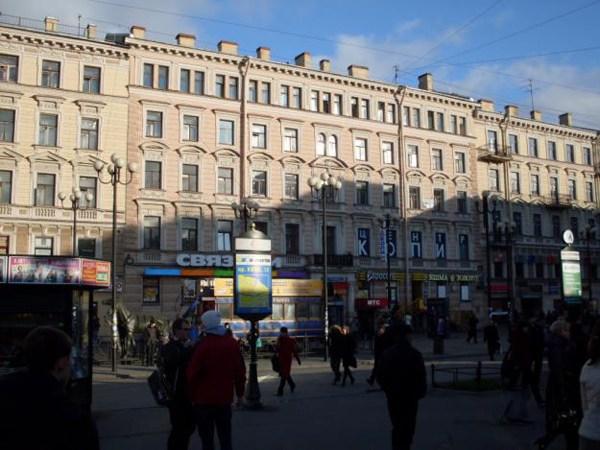 Хостел 6 линия в Санкт-Петербурге