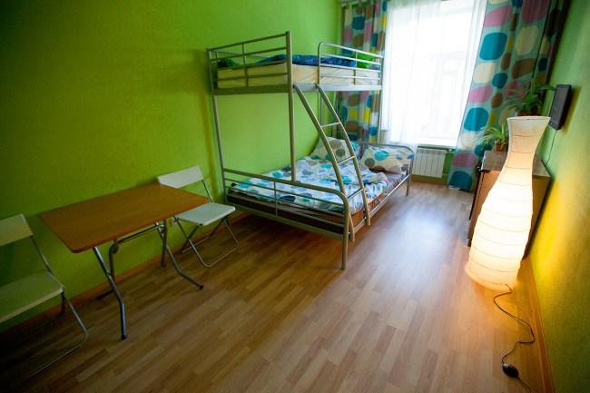 Фотография хостела. Джага Хостел (Djaga Hostel) в Санкт-Петербурге