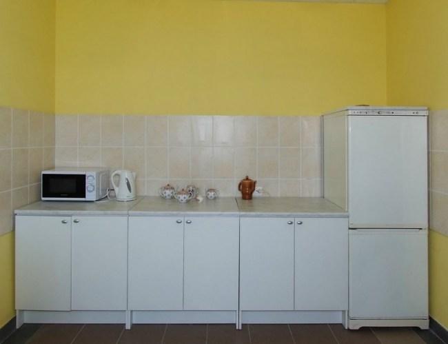 Гостиница Планета в Санкт-Петербурге, кухня