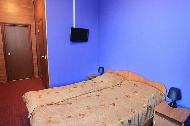 Улучшенный номер в мини-гостинице Лето