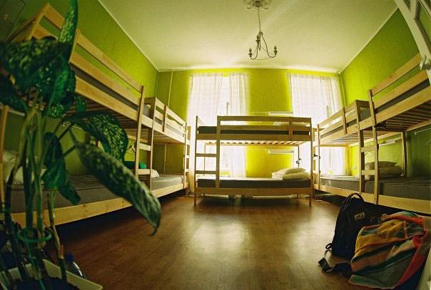 Фотография хостела. Old Flat на 1-й Советской в Санкт-Петербурге