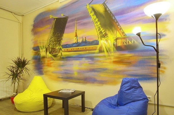 Фотография хостела. Underground Hall в Санкт-Петербурге