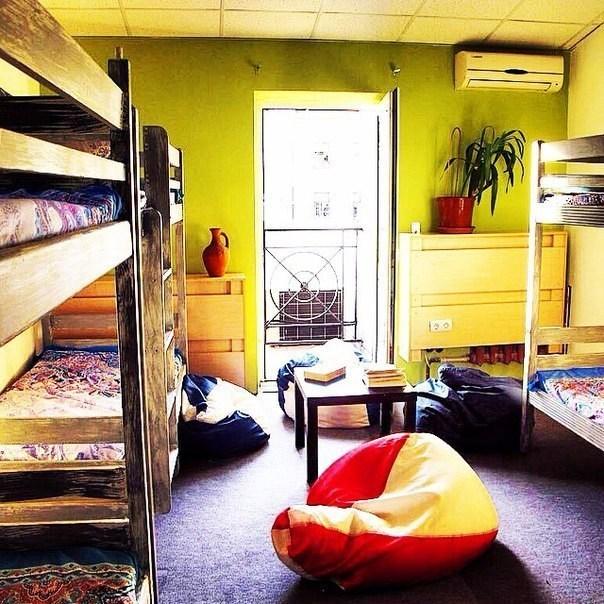 Фотография хостела. Mansarda S. Hostel в Санкт-Петербурге