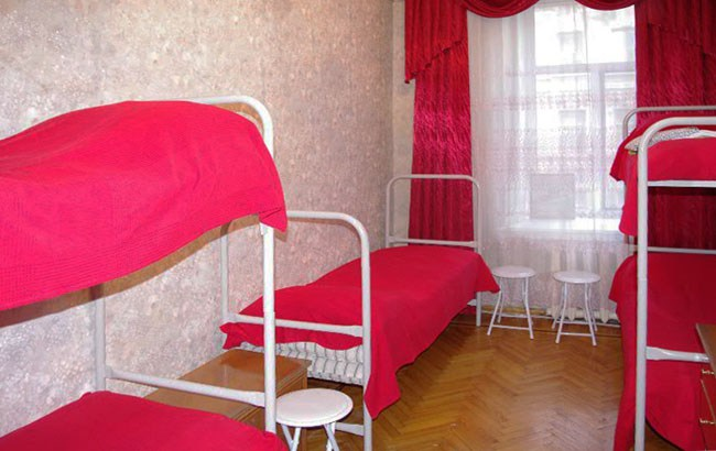 Фотография хостела. Фортуна на Кронверкском в Санкт-Петербурге