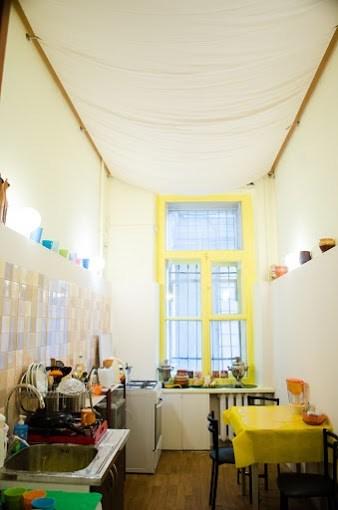 Фотография хостела. Кот МатроскИНН на Малой Морской в Санкт-Петербурге