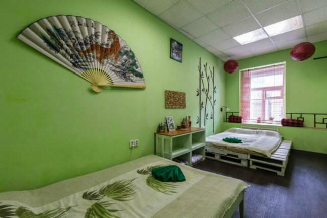 Фотография хостела Hand Made Hostel