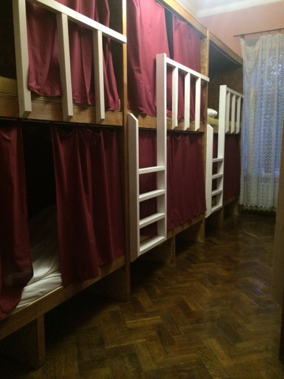 Фотография хостела. Ticket to Train Hostel в Санкт-Петербурге