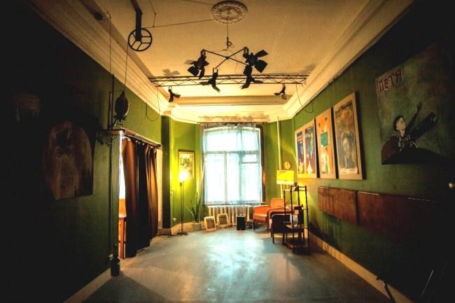 Фотография хостела. Петя и Волк (Кинохостел) в Санкт-Петербурге