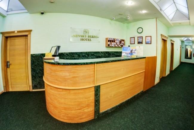 Фотография хостела гостиница Невский берег 122