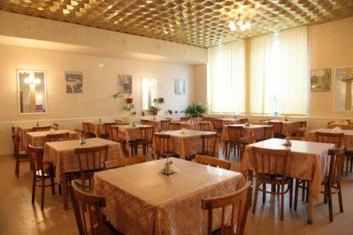 Гостиница ДУИЦ в Санкт-Петербурге