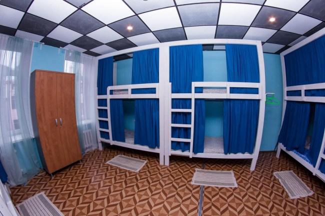 Фотография хостела. Лагуна в Санкт-Петербурге