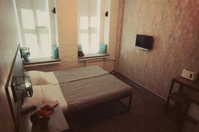 Фотография хостела Апарт-отель Юлана
