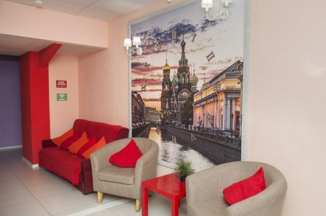 Фотография хостела. Питер в Санкт-Петербурге