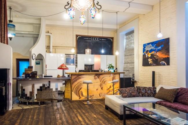 Фотография хостела. отель ArtWay в Санкт-Петербурге