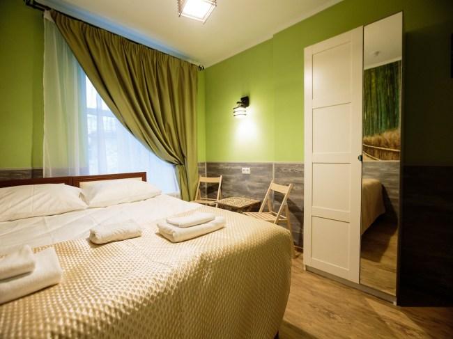 Фотография хостела Гостиница Усадьба на Елизарова