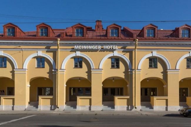 Гостиница Meininger
