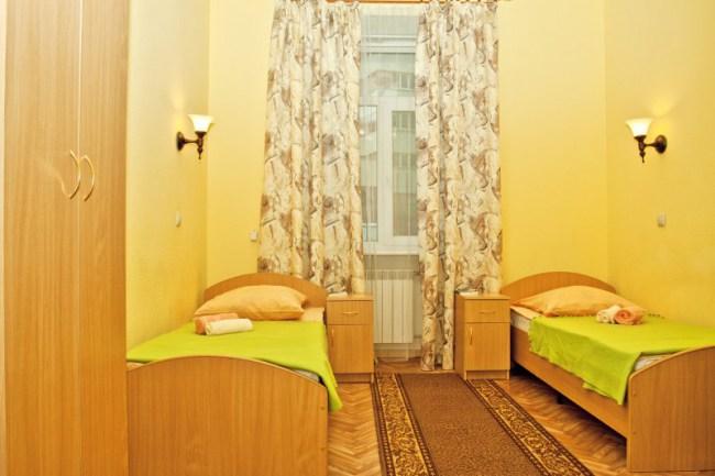 Фотография хостела Логос (гостиница при СПбХУ)