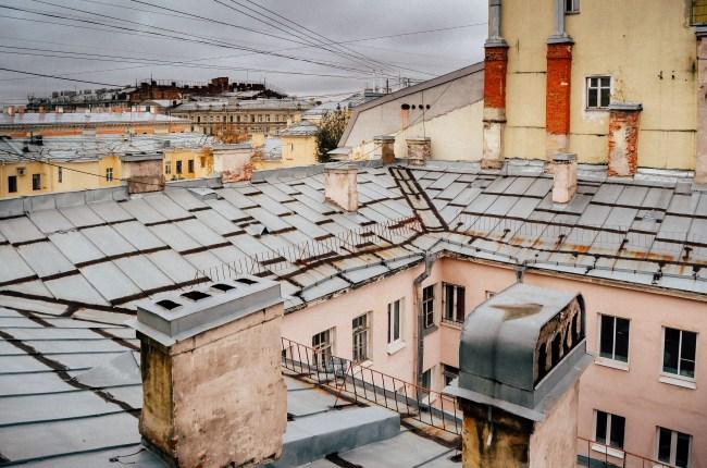 Фотография хостела. Velohostel на Спасском в Санкт-Петербурге