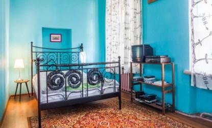 Хостел Hello Hostel в Петербурге
