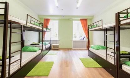 Хостел Nice Hostel Моховая в Петербурге